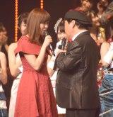 東京ドームシティホールで開催された『第6回AKB48紅白対抗歌合戦』の模様 (C)ORICON NewS inc.