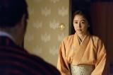 大河ドラマ『真田丸』第49回「前夜」(12月11日放送)より。きりを演じた長澤まさみ(C)NHK