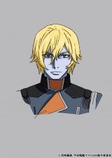 新シリーズ『宇宙戦艦ヤマト2202 愛の戦士たち』に登場する新キャラクター、クラウス・キーマン(CV:神谷浩史)