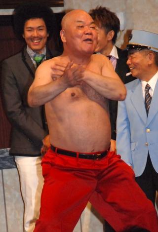 """""""パチパチパンチ""""を披露した島木譲二さん(写真は2009年のもの) (C)ORICON NewS inc."""