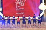来年1月1日の元旦放送TBS系特番『究極の男は誰だ!?最強スポーツ男子元日頂上決戦!』(後6:00)で筋肉男子たちが熱き肉体バトル(C)TBS