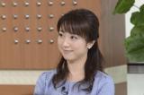 『増山超能力師事務所』第1話に出演する川田裕美アナウンサー (C)読売テレビ