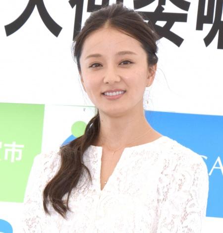 サムネイル 第1子妊娠を発表した中越典子 (C)ORICON NewS inc.