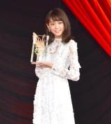 """美容誌『VoCE』編集部が選ぶ2016年""""最も美しい顔""""に選出された桐谷美玲 (C)ORICON NewS inc."""