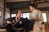 共演した草刈正雄から演技のアドバイスをもらったという (C)NHK