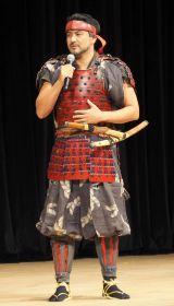 『真田丸』最終回(第50回)パブリックビューイングに出席した藤本隆宏 (C)ORICON NewS inc.