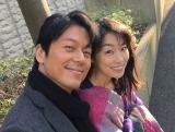 第1子が誕生した山田純大&田京恵さん夫妻