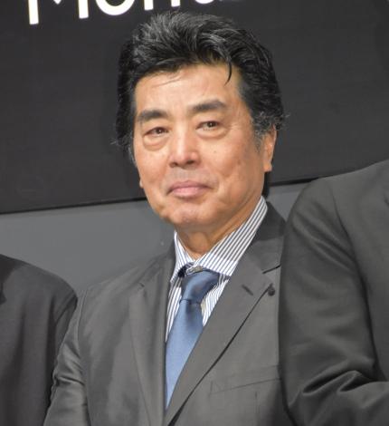 『第25回モンブラン国際文化賞』授賞式に出席した村上龍 (C)ORICON NewS inc.