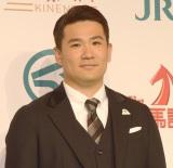 『第61回 有馬記念枠順公開抽選会』に出席した田中将大 (C)ORICON NewS inc.