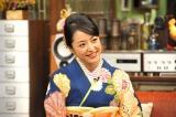 1月2日放送、関西テレビ・フジテレビ系『新春大売り出し!さんまのまんま』井上真央も登場(C)関西テレビ