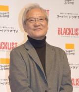 『スーパー!ドラマpresents「ブラックリスト シーズン4」』のジャパンプレミアに出席した大塚芳忠 (C)ORICON NewS inc.
