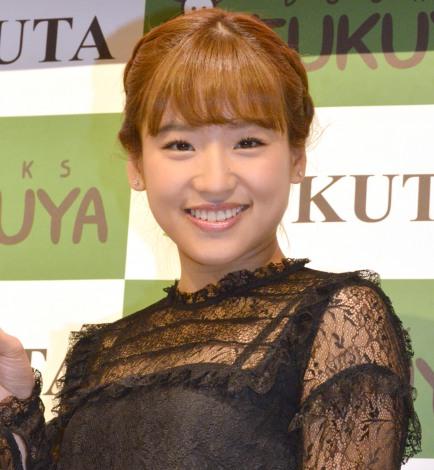 「目標は世界」と大きく夢を掲げたJKT48の仲川遥香=著書『ガパパ! AKB48でパッとしなかった私が海を渡りインドネシアでもっとも有名な日本人になるまで』発売記念イベント前に囲み取材 (C)ORICON NewS inc.