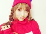 『ビリギャル』ぶりの金髪姿を公開した石川恋(本人ブログより)