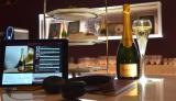 ANAインターコンチネンタルホテル東京「シャンパン・バー」では、シャンパンと音楽のペアリング企画が (C)oricon ME inc.