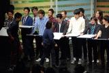 4回目の開催となる『新人内さまライブチャンピオン大会2016』ファン投票の様子 (C)ORICON NewS inc.