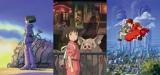 冬もジブリ(左から)『風の谷のナウシカ』(C)1984 Studio Ghibli・H 『千と千尋の神隠し』(C)2001 Studio Ghibli・NDDTM 『耳をすませば』(C)1995 柊あおい/集英社・Studio Ghibli・NH
