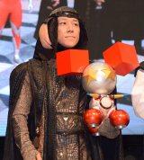 『ウルトラマンオーブ THE ORIGIN SAGA』の配信開始記念イベントに出席した和泉元彌(C)ORICON NewS inc.