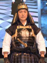『ウルトラマンオーブ THE ORIGIN SAGA』の配信開始記念イベントに出席した榎木孝明(C)ORICON NewS inc.