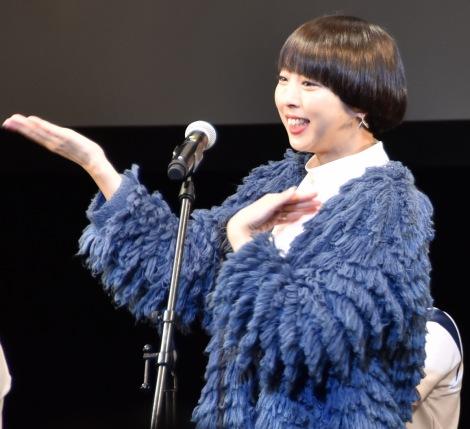 『第4回 全国小・中学校リズムダンスふれあいコンクール』全国大会に登壇したMIKIKO (C)ORICON NewS inc.