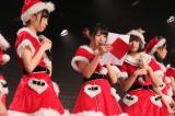 劇場オープン1周年記念イベント開催を発表するNGT48キャプテンの北原里英(C)AKS