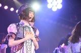 AKB48劇場で卒業公演を開催した島崎遥香 (C)AKS