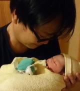 第2子誕生を報告した星田英利(写真はインスタグラムより)