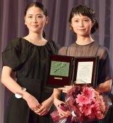 (左から)長澤まさみ、宮崎あおい (C)ORICON NewS inc.