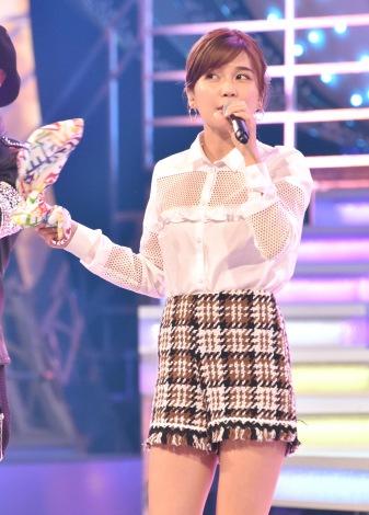 AAA・宇野実彩子=『第67回紅白歌合戦』リハーサル初日より (C)ORICON NewS inc.