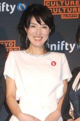 『第4回ベストフンドシストアワード』授賞式に出席した岸田雪子氏 (C)ORICON NewS inc.