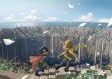 テレビアニメ『メイドインアビス』ティザービジュアル (C)2017 つくしあきひと・竹書房/メイドインアビス製作委員会