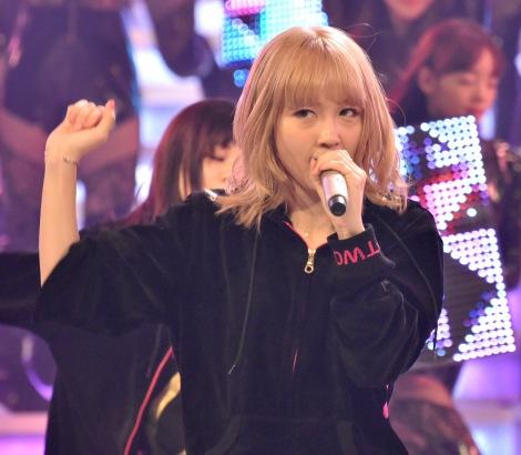 E-girls・Ami=『第67回紅白歌合戦』リハーサル2日目より (C)ORICON NewS inc.