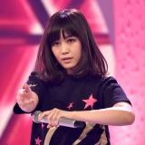 E-girls・鷲尾伶菜=『第67回紅白歌合戦』リハーサル2日目より (C)ORICON NewS inc.