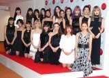 E-girls=『第67回紅白歌合戦』リハーサル2日目より (C)ORICON NewS inc.