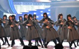 『第67回紅白歌合戦』のリハーサルを行った欅坂46 (C)ORICON NewS inc.