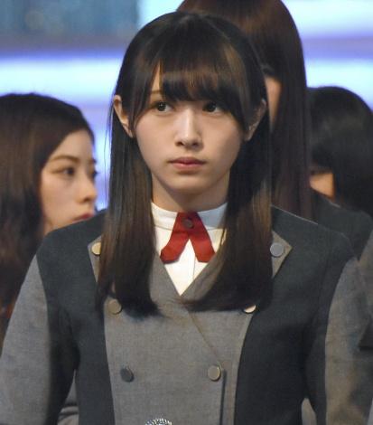 欅坂46・渡辺梨加=『第67回紅白歌合戦』リハーサル2日目より (C)ORICON NewS inc.