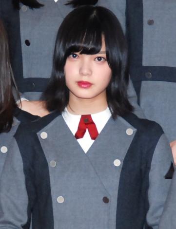 欅坂46・平手友梨奈=『第67回紅白歌合戦』リハーサル2日目より (C)ORICON NewS inc.