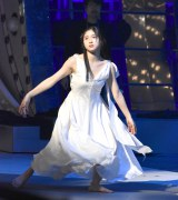 入魂ダンスを披露した土屋太鳳=『第67回紅白歌合戦』リハーサル2日目より (C)ORICON NewS inc.