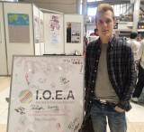 IOEA(国際オタクイベント協会)サポートメンバーのラユン・ヒューリマン氏(25) (C)oricon ME inc.