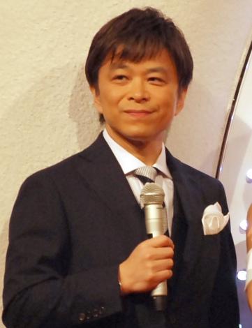 『第67回紅白歌合戦』リハーサル3日目に参加した武田真一アナ (C)ORICON NewS inc.