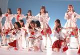 """『第67回紅白歌合戦』リハーサル3日目に登場したAKB48""""紅白選抜"""" (C)ORICON NewS inc."""
