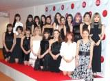 『第67回紅白歌合戦』で「DANCE WITH ME NOW!」を披露したE-girls (C)ORICON NewS inc.