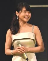 『第67回紅白歌合戦』で紅組司会を務める有村架純 (C)ORICON NewS inc.