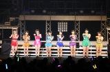 年越しライブ『Hello!Project COUNTDOWN PARTY 2016 〜 GOOD BYE & HELLO!〜』に出演したこぶしファクトリー