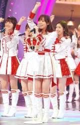 『第67回紅白歌合戦』リハーサル3日目に登場したHKT48・指原莉乃 (C)ORICON NewS inc.