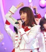 『第67回紅白歌合戦』リハーサル3日目に登場したAKB48・小嶋陽菜 (C)ORICON NewS inc.