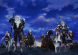 『Fate/Apocrypha』テレビアニメ化決定(ティザービジュアル)(C)東出祐一郎・TYPE-MOON / FAPC