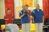美女のご褒美ゲットに燃える4人(左から)岡村隆史、志村けん、矢部浩之、笑福亭鶴瓶(C)テレビ朝日