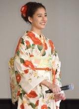映画『僕らのごはんは明日で待ってる』公開直前イベントに登壇した新木優子 (C)ORICON NewS inc.