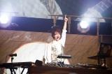 3年連続で元日に武道館公演を行ったDISH//の橘柊生(DJ)