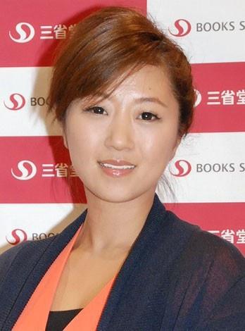 サムネイル 自身のブログで妊娠を報告した美奈子 (C)ORICON NewS inc.
